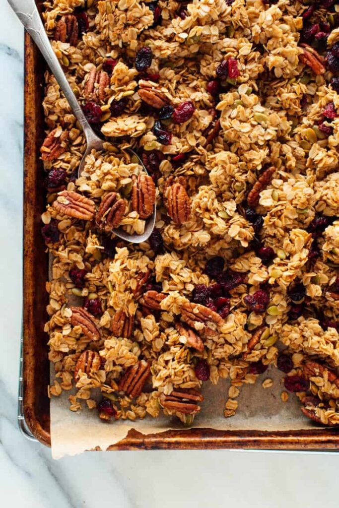 cookie-and-kate-healthy-granola-recipe